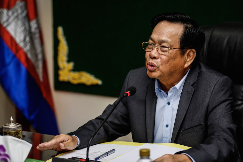 Work Permitting Eases, But Glitches Remain - The Cambodia Daily