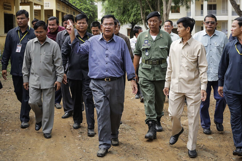 Image result for hun sen win win policy