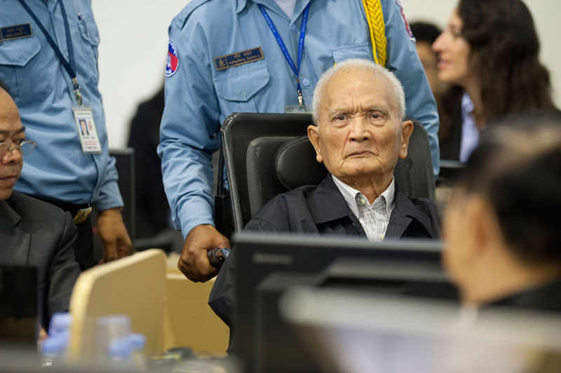 khmer rouge and stable communist environment (also in 1996, hun sen oversaw the defection of the khmer rouge's ieng sary, signalling its end, and cambodia formally severed ties with taiwan, communist china's long-standing enemy.