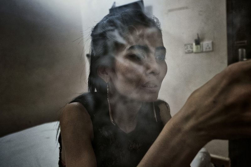 Photo Exhibition Hides Humanity of Drug Users in Shadows - The