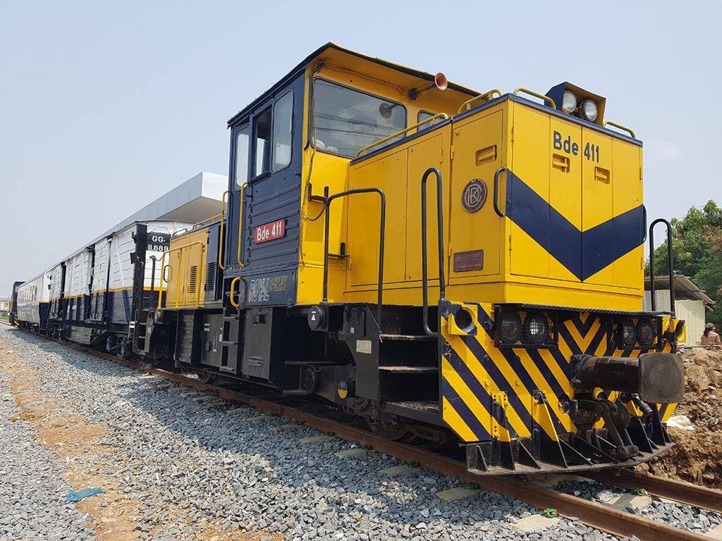 Cambodia reinstates Sisophon – Battambang railway - The ...