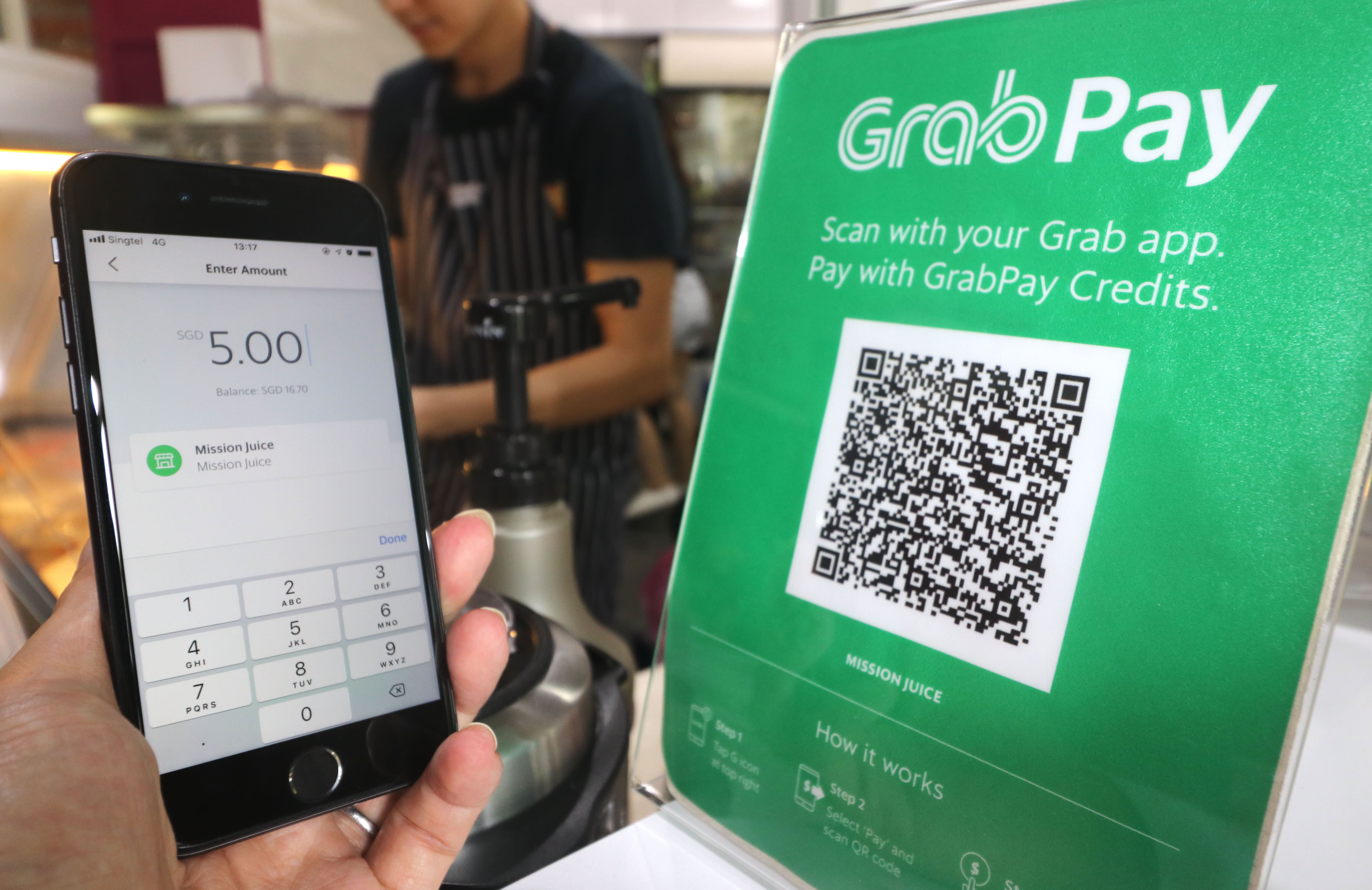 GrabPay sets sights on Cambodia and Myanmar - The Cambodia Daily