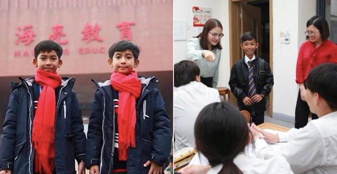Businessman Sponsors Viral Kid Who Speaks 15 Languages to