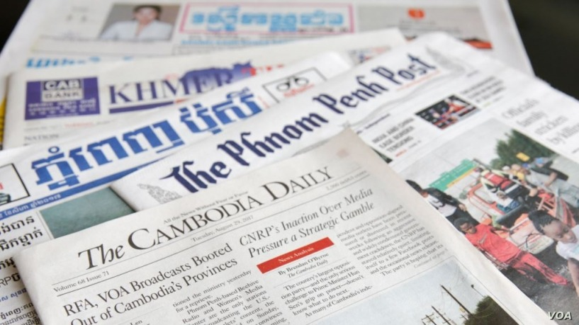 Cambodia Considers New Anti-