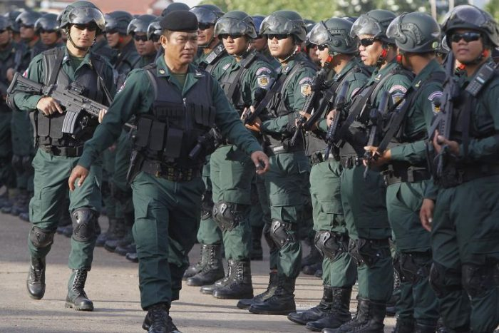 Nightclub drug raid: Cambodian police detain over 400 - The